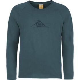 E9 Leo Langærmet T-shirt Herrer, dust